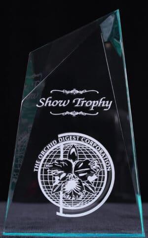 Orchid Digest Show Trophy